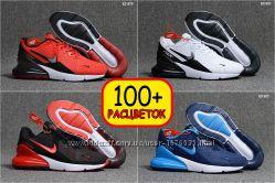 Более 100 расцветок - мужские кроссовки Nike Найк 270, р. 41-46, NK270M
