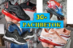 Более 30 расцветок - женские кроссовки Nike Найк 720, р. 36-41, NK720W