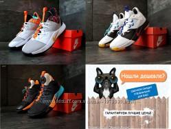 LUX качество, Найк Nike PG3, кроссовки мужские, р. 41-45, BOF3