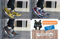 Adidas ZX 750 Адидас - модные мужские кроссовки, р. 41-46, SF8349-51