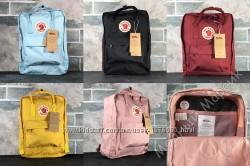 LUX качество - ВлагоИзносоСтойкий рюкзак Kanken Канкен 16 л, 38х27 см, INF