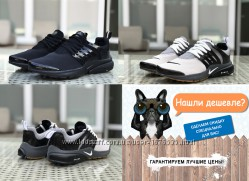 Nike Presto Найк Престо стильные мужские кроссовки, р. 41-45, SF8390-91