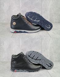 Milord Olimp, кожаные теплые зимние женские ботинки, 36-39, OFMilord Olimp