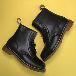 Женские, мужские ботинки на меху Dr Martens Доктор Мартинс, р. 36-45, CDF32