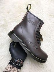 Стильные ботинки Dr Martens Доктор Мартинс, женские, 36-45, CDF31