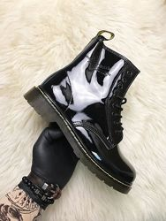 Модные ботинки Dr Martens Доктор Мартинс, мужские женские, CDF30