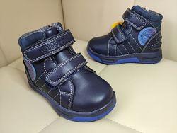 Зимние ботиночки Clibee размер  21,22,23,25,26