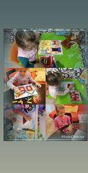 Развивающие занятие для детей 2-7 лет. Подготовка к школе.