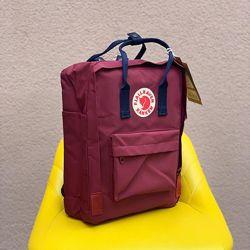 Рюкзак стильный Fjallraven Kanken Classic 40х30 см 16 литров