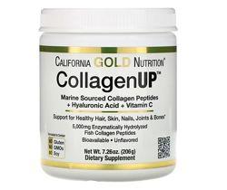 Акция CollagenUP, California Gold Nutrition, 206г витамины США