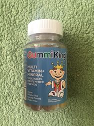 GummiKing, Multi VitaminMineral мульти-добавка, оригинал, США