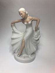 фарфоровая статуэтка Танцовщица Германия