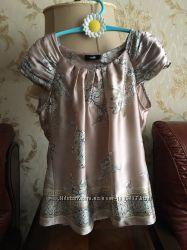 Шикарная блуза Wallis Англия , размер M