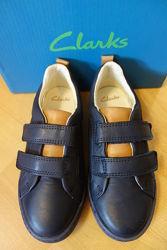 Детские туфли Clarks City Oasis Р. 22 25,5 27 и 28
