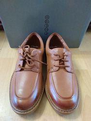 Туфли школьные подростковые Clarks Asher Grove Размер 35,5