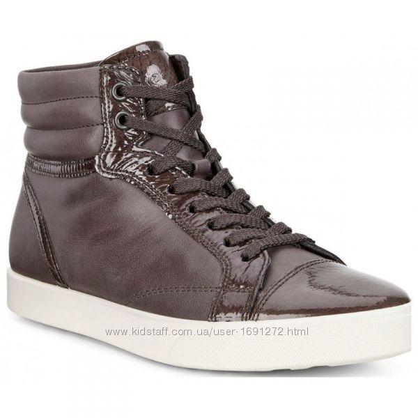 Ботинки низькі ecco 285513 gillian оригінал р 41 натуральна кожа нові