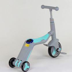 Самокат 3в1, самокат-велосипед, беговел. Велосипед-трансформер