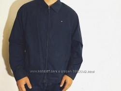Мужская куртка Lacoste Лакост ХЛрр оригинал темно-синяя