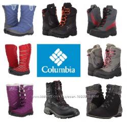 Columbia Bugaboot Minx Loveland 23rd Ботинки Чоботи Сапоги Коламбия