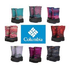 Columbia Powderbug Forty Сноубутси Сноубутсы Cапоги Коламбія Коламбия