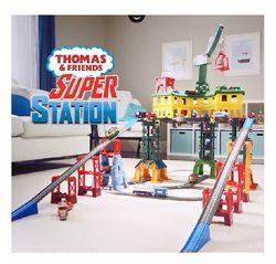 Mattel Thomas & Friends SUPER STATION FGR22 Томас Паровоз Потяг Поезд
