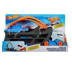 Hot Wheels Stunt & Go Track Set GCK38 Хот Вилс Круті Крутые Трюки
