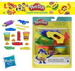 Play-Doh Rollers Cutters & More ITEM B7417 Плей До Форми Тісто Тесто