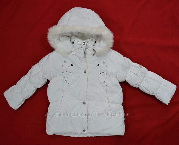 Куртка зимняя для девочки QuadriFoglio, Польша