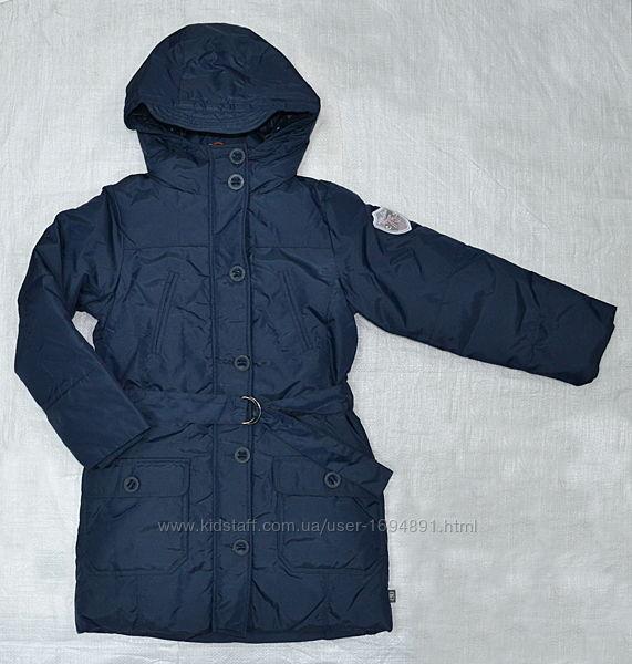 Детское зимнее пальто для девочки QuadriFoglio, Польша