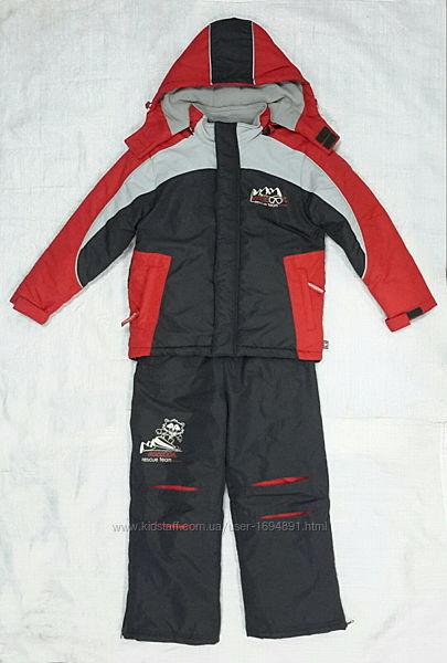 Зимний комплект куртка и полукомбинезон QuadriFoglio, Польша