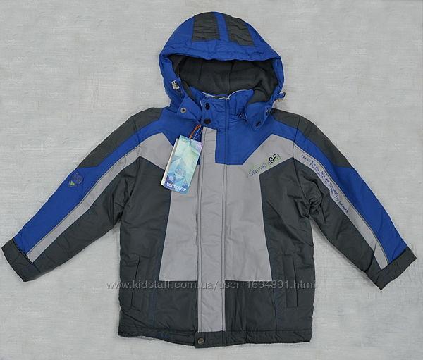 Детская зимняя куртка Snowboarding QuadriFoglio, Польша