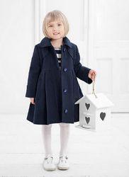 Демисезонное пальто для девочки QuadriFoglio, Польша