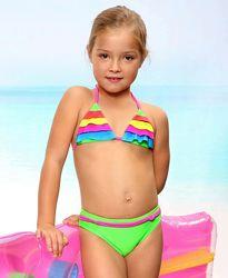 Детский раздельный купальник для девочки Liza KEYZI, Польша