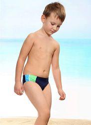 Детские купальные плавки для мальчика Football р.116-128 KEYZI, Польша