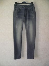 Джинсы, d&d jeans, женские джинсы, брюки джинсовые, джинси италич