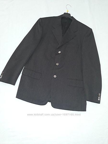 Мужской пиджак pierre cardin, блейзер, чоловічий піджак италия 3xl-