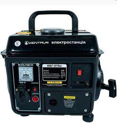 Бензиновый генератор Кентавр КБГ-078а