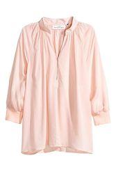 Блуза-рубашка H&M