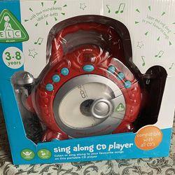 Дитячий CD плеєр з мікрофонами