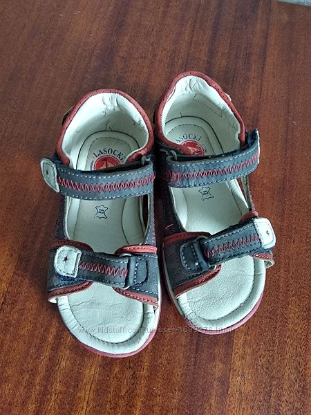 Суперские сандалии для мальчика