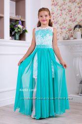 Нарядные платья на Выпускной в Вечернем стиле