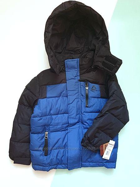 Утепленная курточка Reebok  104-110