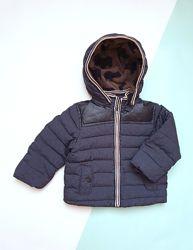 Куртка пуховая chicco Denim размер 86