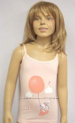 Майка для девочки 86-92, 110-116, , 146-152  Baykar