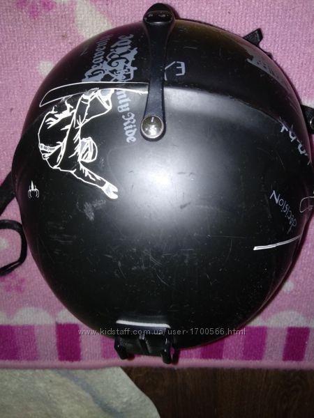 шлем для горнолыжного спорта с креплением для камеры