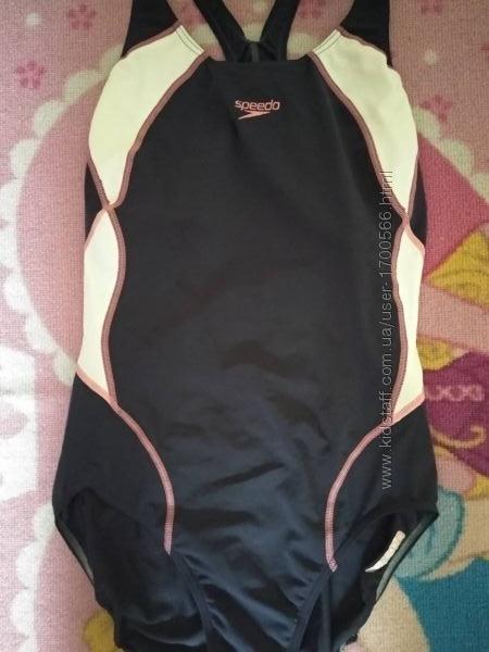 Купальник SPEEDO оригинал для плавания спортивный раз 16 наш 54-56