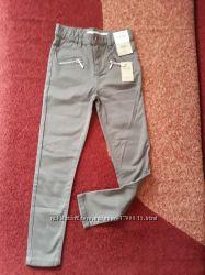 Новые джинсы скинни by Primark на 8-9 лет рост 134