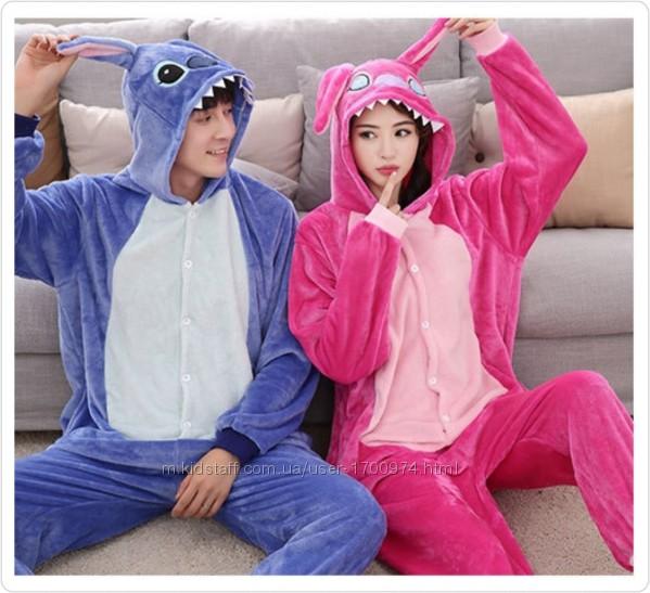Кигуруми СТИЧЬ костюм  пижама